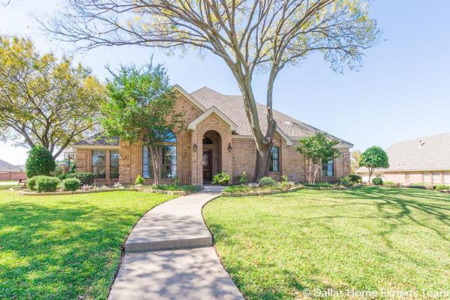 4210 Green Meadow Street W, Colleyville, TX 76034 (MLS #13710729) :: The Marriott Group