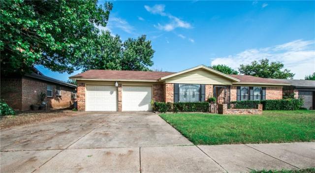 916 Pecan Street, Crowley, TX 76036 (MLS #13710988) :: Century 21 Judge Fite Company