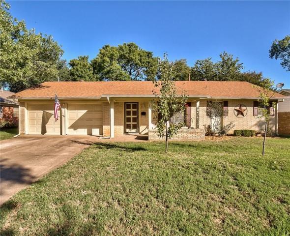 721 E Bovell Street, Crowley, TX 76036 (MLS #13711127) :: The Mitchell Group