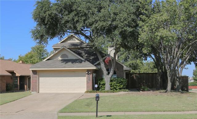 909 Plantation Drive, Lewisville, TX 75067 (MLS #13711147) :: Real Estate By Design