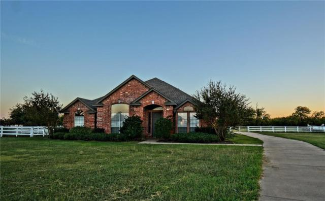 2108 Bear Springs Drive, Haslet, TX 76052 (MLS #13711210) :: The Marriott Group