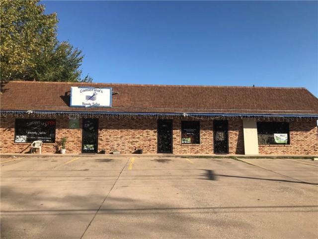 805 W Coffin Street, Denison, TX 75020 (MLS #13711349) :: Century 21 Judge Fite Company