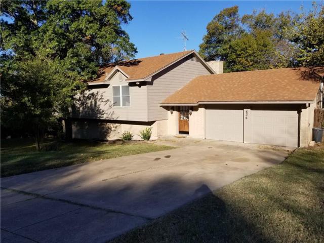 536 Crest Ridge Drive, Lakeside, TX 76108 (MLS #13711436) :: Team Hodnett
