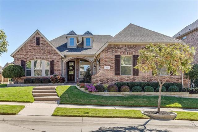 2024 Magic Mantle Drive, Lewisville, TX 75056 (MLS #13711471) :: Real Estate By Design