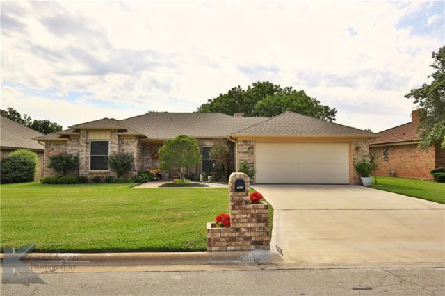 2965 Stonecrest Drive, Abilene, TX 79606 (MLS #13711504) :: The Tonya Harbin Team