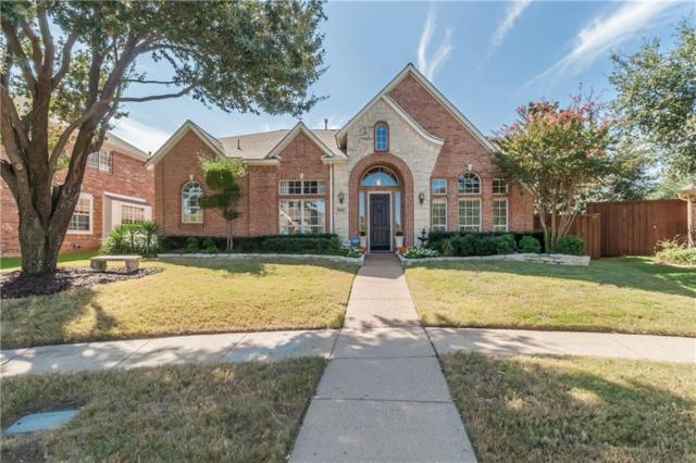 523 Loxley Drive, Coppell, TX 75019 (MLS #13711521) :: The Marriott Group