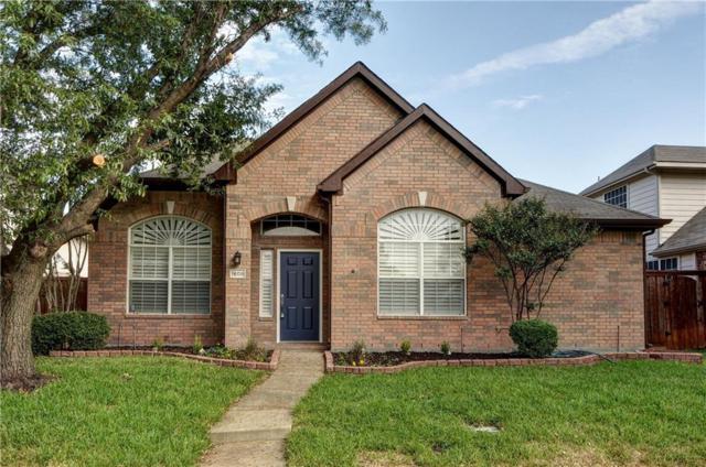 1609 Big Bend Drive, Lewisville, TX 75077 (MLS #13711569) :: Henegar Property Group -- Keller Williams Realty