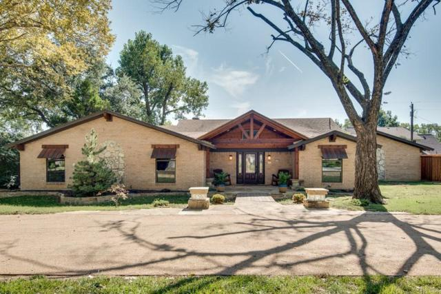 2229 Forest Hills Road, Grapevine, TX 76051 (MLS #13711642) :: The Marriott Group