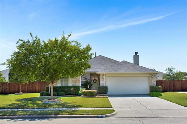 2400 Del Mar Court, Denton, TX 76210 (MLS #13711661) :: Henegar Property Group -- Keller Williams Realty