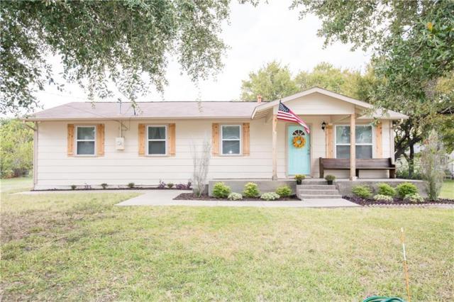409 N Walnut Street, Roanoke, TX 76262 (MLS #13711740) :: The Marriott Group