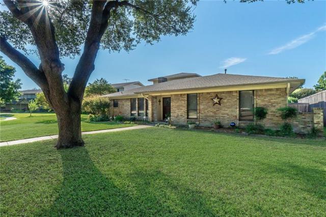 151 Hidden Circle, Richardson, TX 75081 (MLS #13711825) :: The Good Home Team