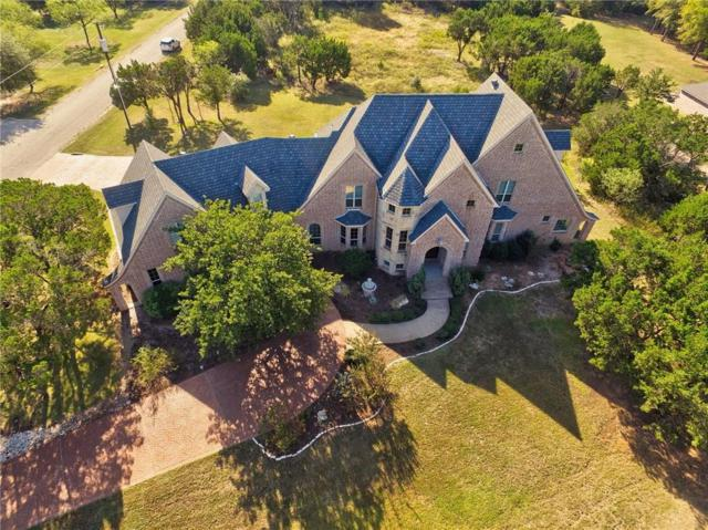 1037 White Bluff Drive, Whitney, TX 76692 (MLS #13711906) :: Henegar Property Group -- Keller Williams Realty