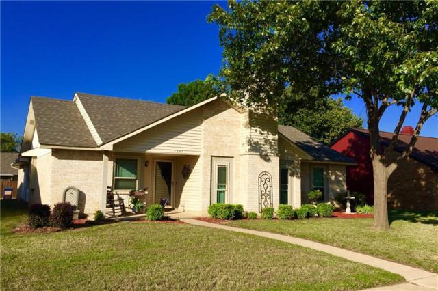 2844 London Lane, Flower Mound, TX 75028 (MLS #13711917) :: Henegar Property Group -- Keller Williams Realty