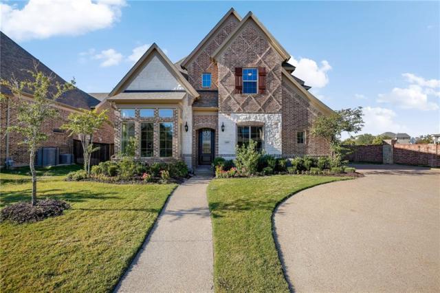 4307 Waterford Glen Drive, Mansfield, TX 76063 (MLS #13711933) :: Team Hodnett