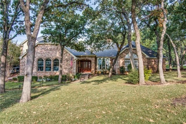 1717 Bellechase Drive, Keller, TX 76262 (MLS #13711999) :: The Marriott Group
