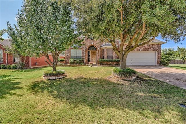 711 Crockett Drive, Mansfield, TX 76063 (MLS #13712023) :: Century 21 Judge Fite Company