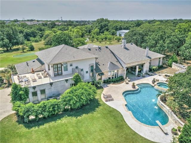 2325 Oak Knoll Drive, Colleyville, TX 76034 (MLS #13712160) :: The Marriott Group