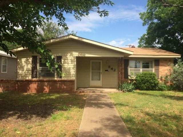 842 Westview Drive, Abilene, TX 79603 (MLS #13712203) :: The Tonya Harbin Team