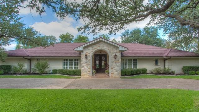 4420 Ledgeview Road, Fort Worth, TX 76109 (MLS #13712232) :: Team Hodnett