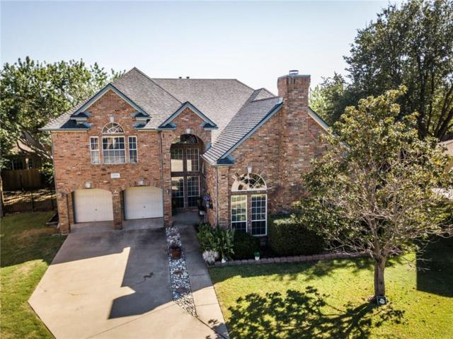 1709 Forest Oak Court, Flower Mound, TX 75028 (MLS #13712253) :: RE/MAX