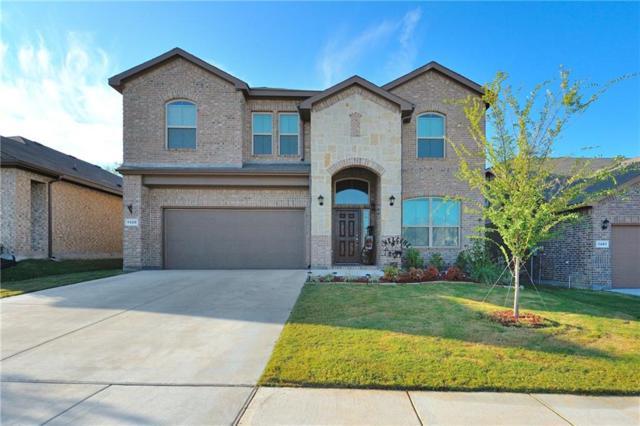 1325 Jake Court, Weatherford, TX 76087 (MLS #13712335) :: Team Hodnett