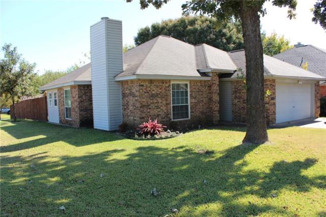 532 Jessie Street, Keller, TX 76248 (MLS #13712393) :: The Mitchell Group