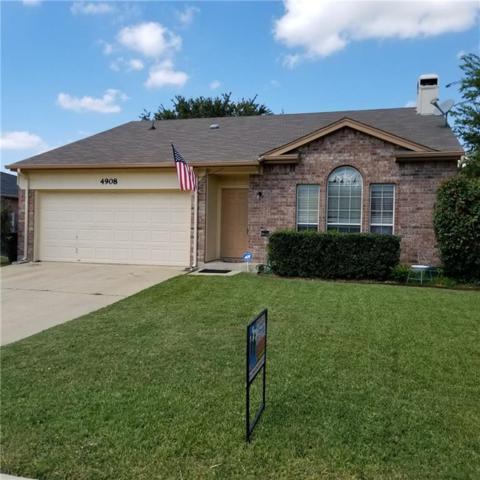 4908 Cedar Springs Drive, Fort Worth, TX 76179 (MLS #13712411) :: Henegar Property Group -- Keller Williams Realty