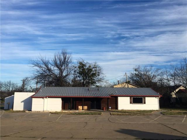 515 W Bridge Street, Granbury, TX 76048 (MLS #13712471) :: Team Hodnett