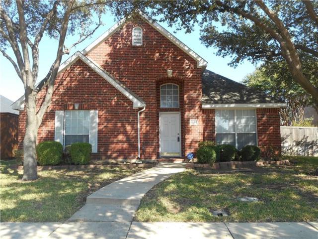 1693 Castle Rock Drive, Lewisville, TX 75077 (MLS #13712615) :: Henegar Property Group -- Keller Williams Realty