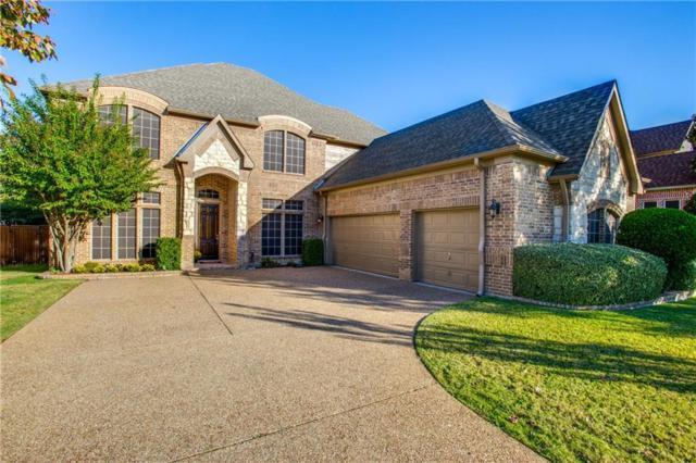 3207 Vista Lake Circle, Mansfield, TX 76063 (MLS #13712655) :: The Mitchell Group