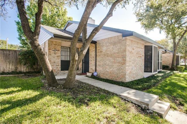 2111 E Belt Line Road 168A, Richardson, TX 75081 (MLS #13712724) :: The Good Home Team