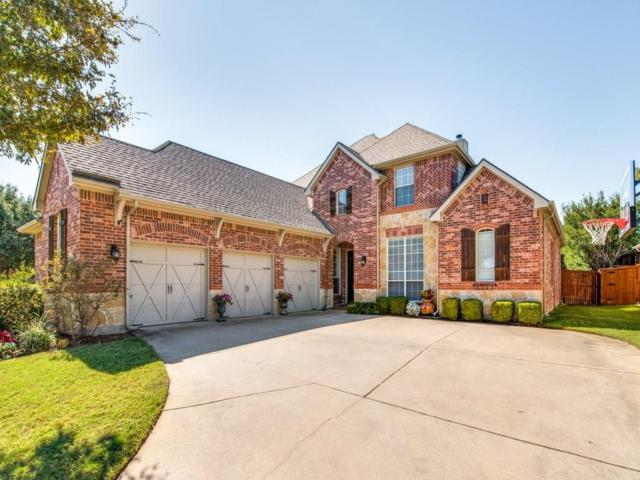 8881 Weston Lane, Lantana, TX 76226 (MLS #13712772) :: RE/MAX Elite