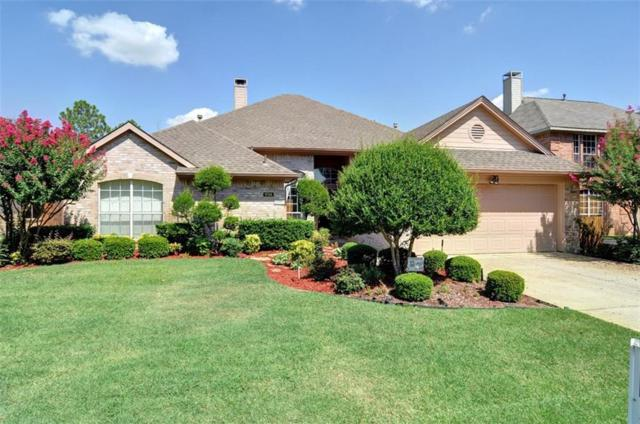 1725 Parkwood Drive, Grapevine, TX 76051 (MLS #13712818) :: The Marriott Group
