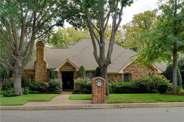 4217 Green Meadow Street E, Colleyville, TX 76034 (MLS #13712855) :: The Marriott Group