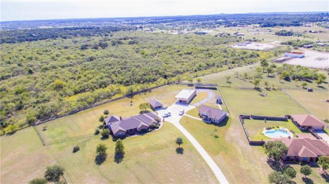 1341 Autry Lane, Crowley, TX 76036 (MLS #13712923) :: The Mitchell Group