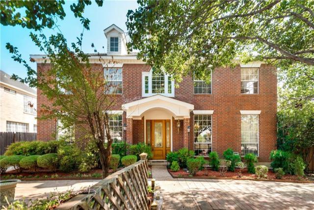 2100 Columbia Drive, Flower Mound, TX 75022 (MLS #13713004) :: Henegar Property Group -- Keller Williams Realty
