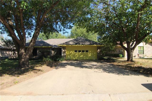 1416 Misty Hollow Street, Denton, TX 76209 (MLS #13713037) :: Henegar Property Group -- Keller Williams Realty