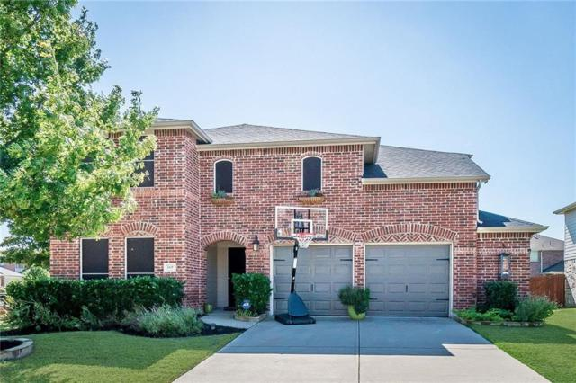 1420 Condor Drive, Little Elm, TX 75068 (MLS #13713075) :: Real Estate By Design