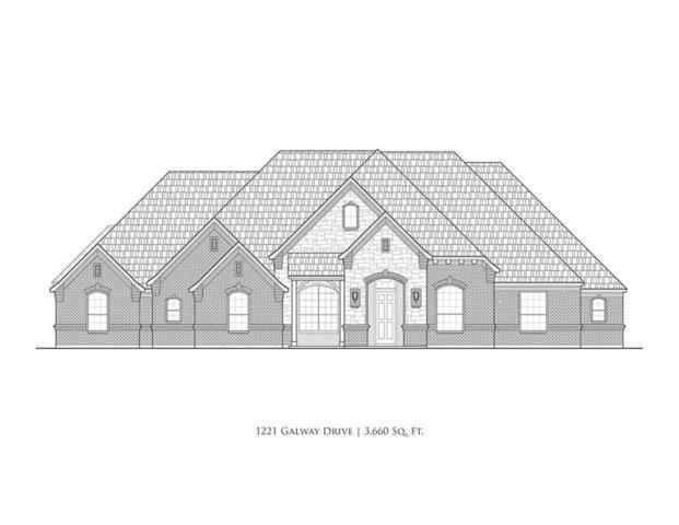 1221 Galway Drive, Lucas, TX 75002 (MLS #13713104) :: Frankie Arthur Real Estate