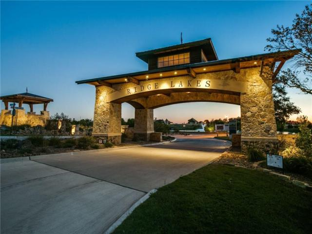 438 Sunrise Ridge Drive, Heath, TX 75032 (MLS #13713113) :: Exalt Realty