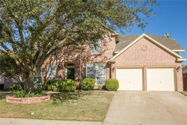 2205 Richmond Circle, Mansfield, TX 76063 (MLS #13713115) :: Pinnacle Realty Team