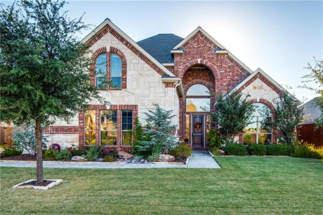 210 Chapel Hill Drive, Prosper, TX 75078 (MLS #13713144) :: Frankie Arthur Real Estate