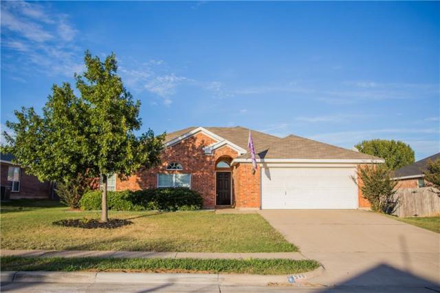 540 Marybeth Drive, Burleson, TX 76028 (MLS #13713194) :: Century 21 Judge Fite Company