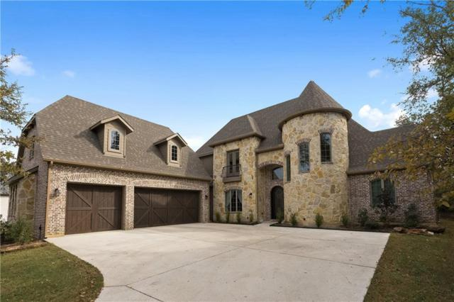 1000 Braewood Court, Oak Point, TX 75068 (MLS #13713291) :: Team Hodnett