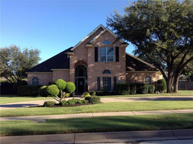 2434 Whispering Oaks Court, Abilene, TX 79606 (MLS #13713414) :: The Tonya Harbin Team