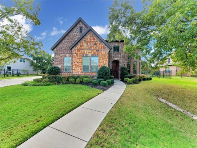 1021 Winfield Court, Southlake, TX 76092 (MLS #13713509) :: Henegar Property Group -- Keller Williams Realty