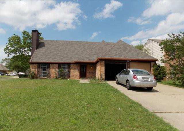 2654 Channing Drive, Grand Prairie, TX 75052 (MLS #13713521) :: Century 21 Judge Fite Company