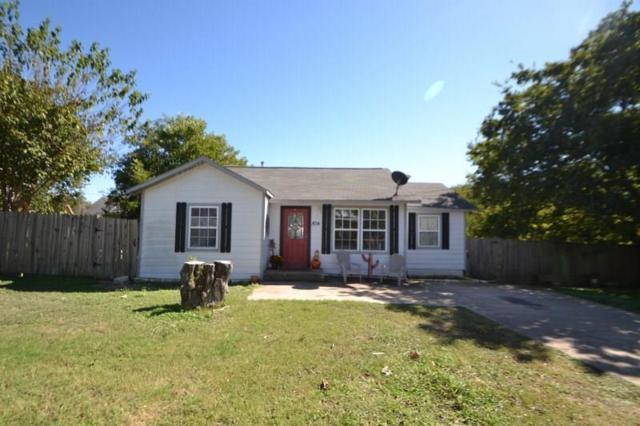 804 E Hook Street, Stephenville, TX 76401 (MLS #13713566) :: Team Hodnett