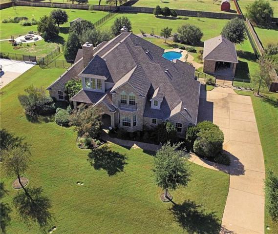 160 Fox Trot Lane, Double Oak, TX 75077 (MLS #13713571) :: RE/MAX Elite
