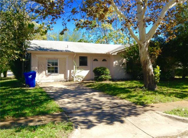 3830 Lisa Drive, Rowlett, TX 75088 (MLS #13713608) :: The Good Home Team